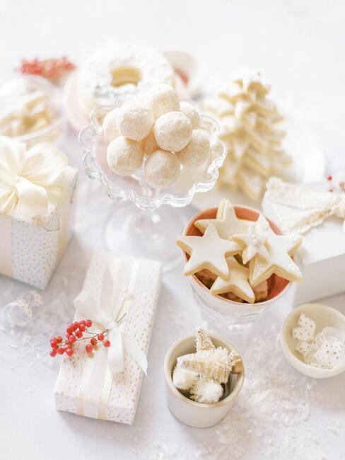 Pečené dobrôtky ako darčeky pre svadobných hostí