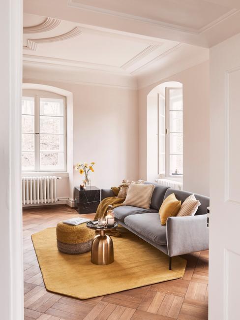 Farby roka v obývačke