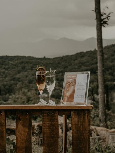 Kokteilové svadobné menu