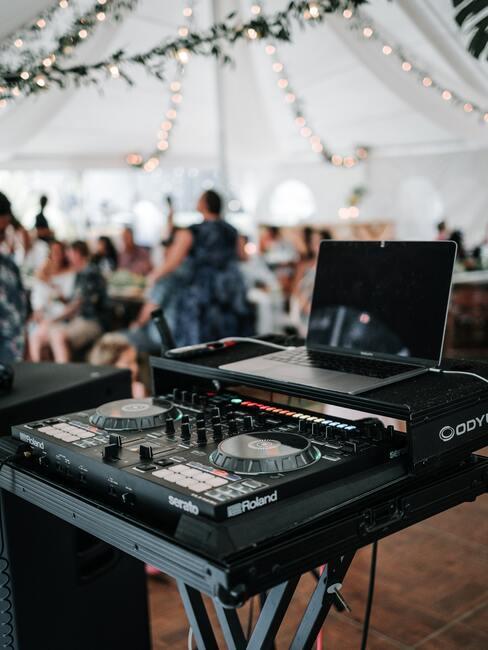 DJ na svadbe