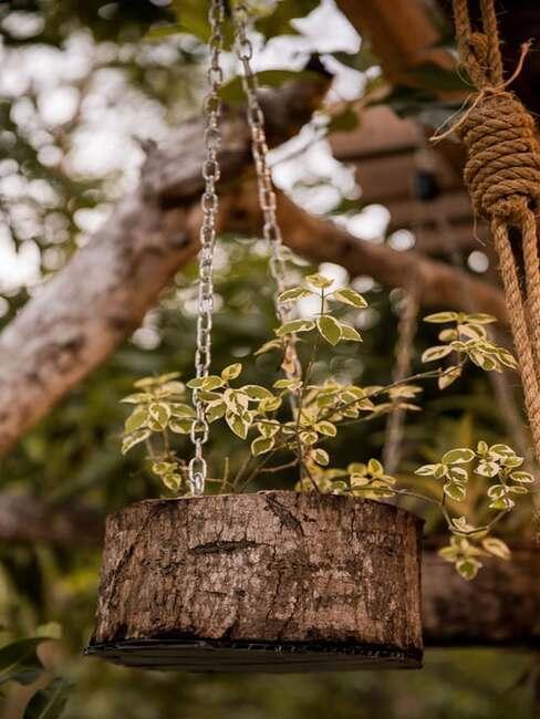 vintage kvetináč