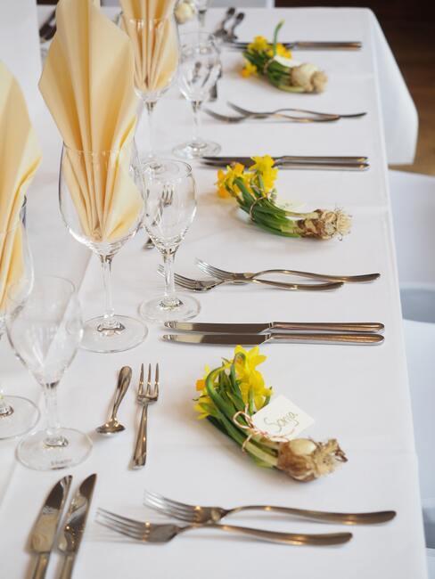 DIY menovky na svadbu