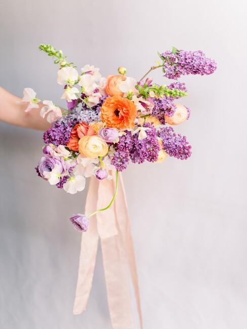 Jarabina: svadobná kytica