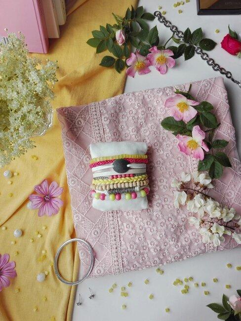 Textílie s folklórnym motívom