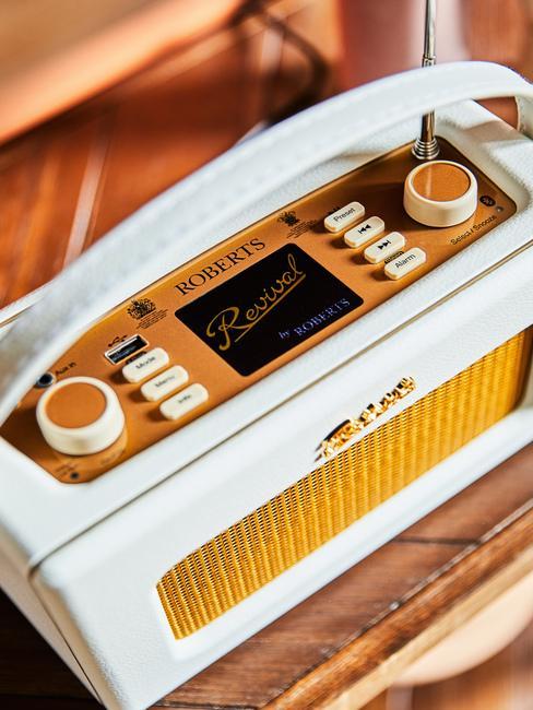 Vintage rádio