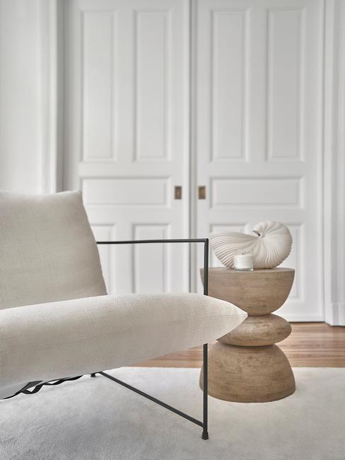Jednoduchá dekorácia v škandinávskom štýle