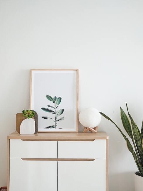Škandinávsky štýl: jednoduché dekorácii