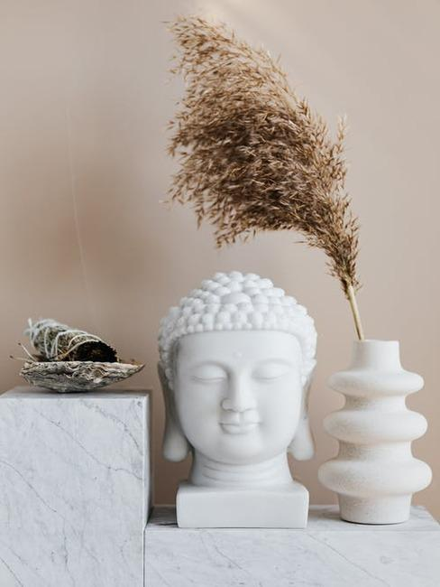 dekorácia buddha