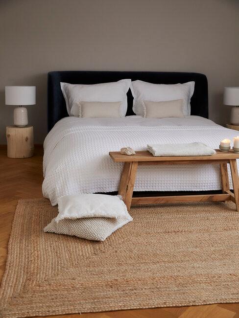 Feng shui spálňa a umiestnenie postele