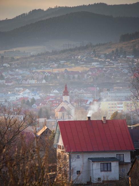 Dedinka na Slovensku