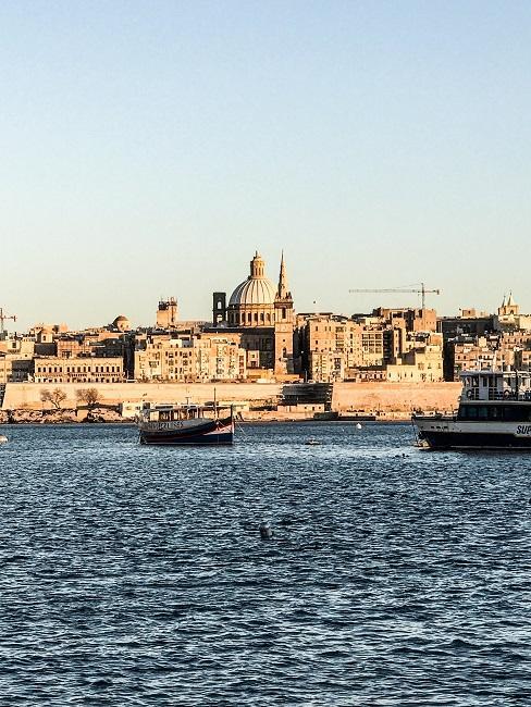 La Valleta na Malte