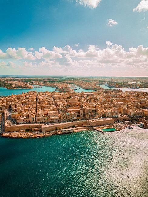 Hlavné mesto ostrova Malta