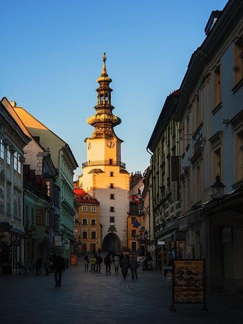 bratislava ulica