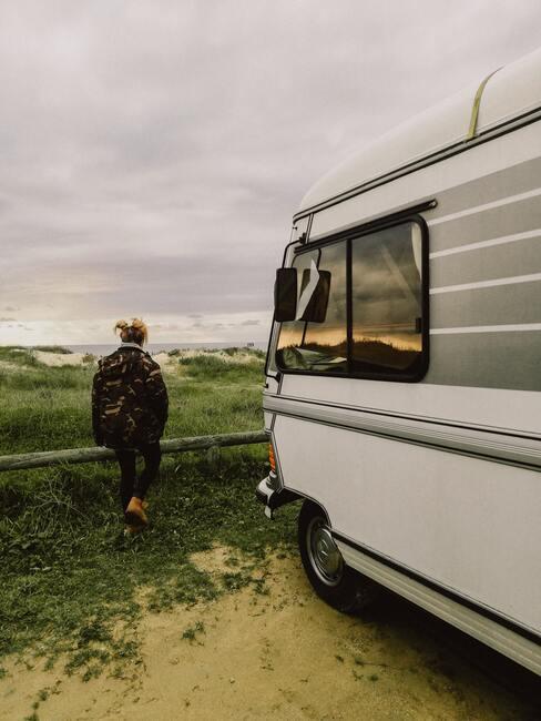 Karavan a dovolenka