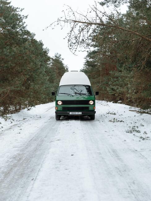 Kam s karavanom na Slovensku: zimná dovolenka