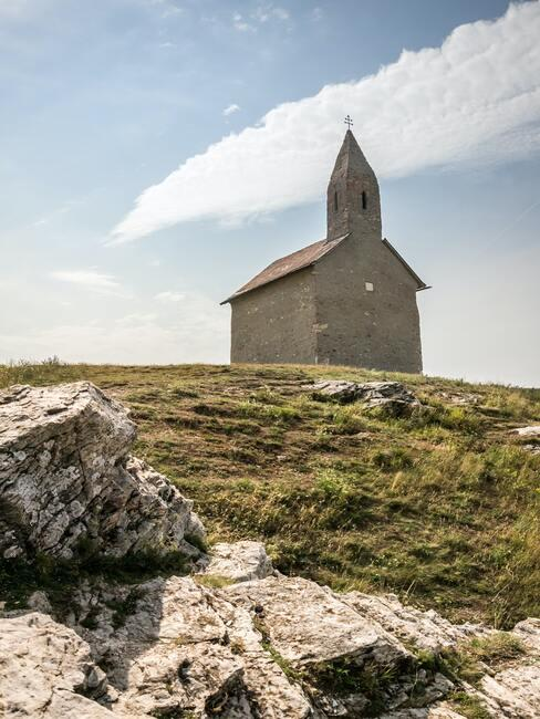 Turistika na Slovensku: Drážovský kostolík