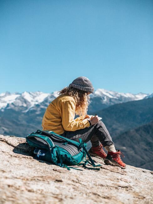 Turistika na horách