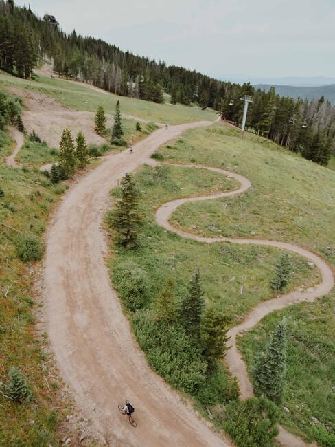 Cyklotrasy po slovenských horách
