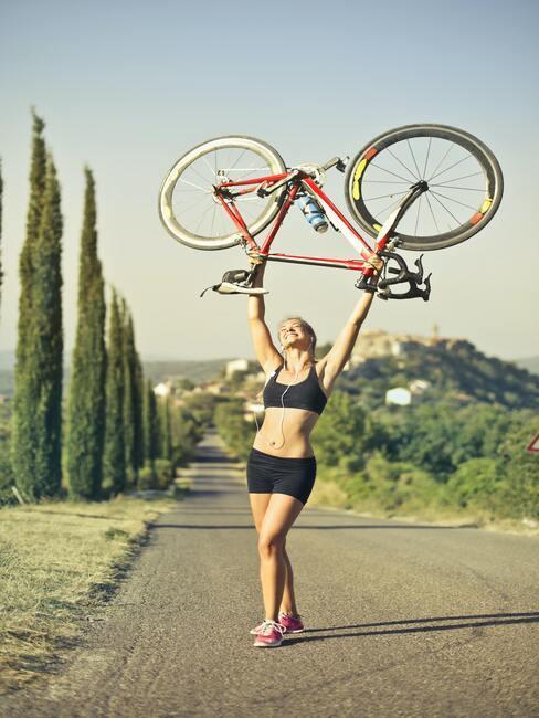 Letná dovolenka na bicykli