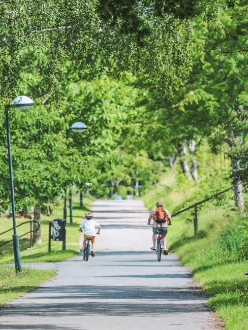 Cyklotrasy pre deti