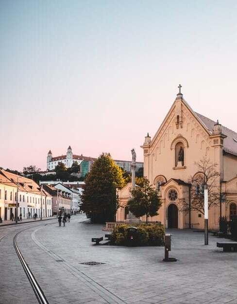 pekné miesto na Slovensku