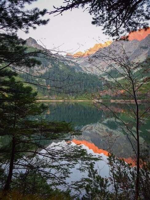slovenské jazero