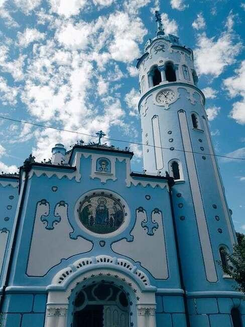 kostol v Bratislave