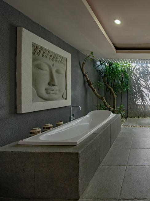 Perfektne zladená kúpeľna