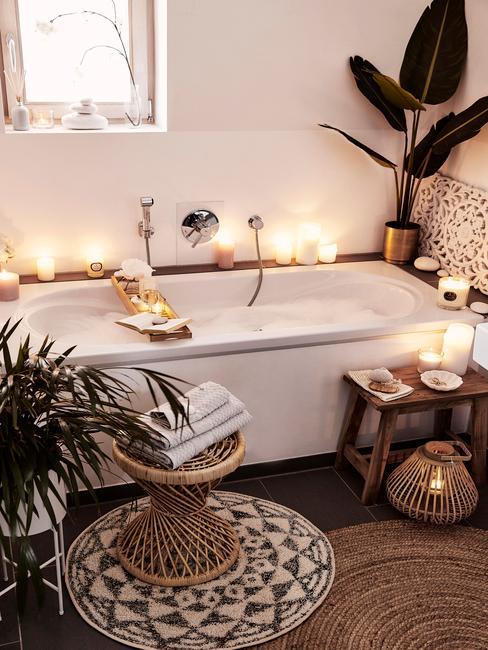 Kúpeľňa snov s pohodlnou vaňou