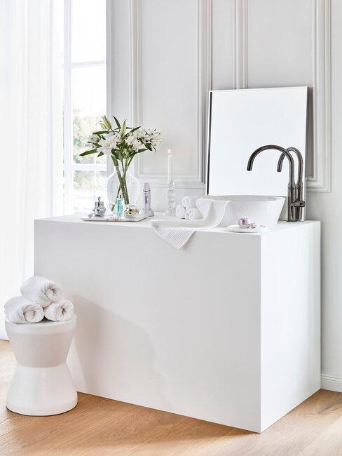 Moderné kúpeľne v byte