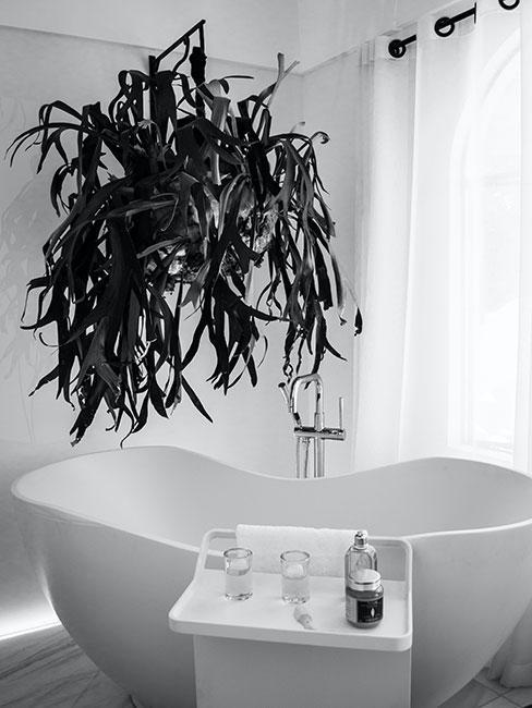 Luxusná minimalistická kúpeľňa