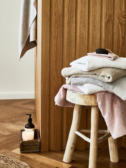 Drevená kúpeľňa