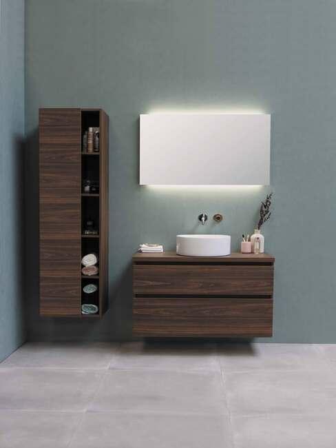 kúpeľňa v śtýle minimalistic