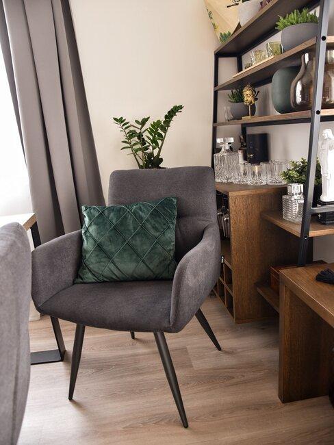 Obývačka a oddychová zóna u Nikol