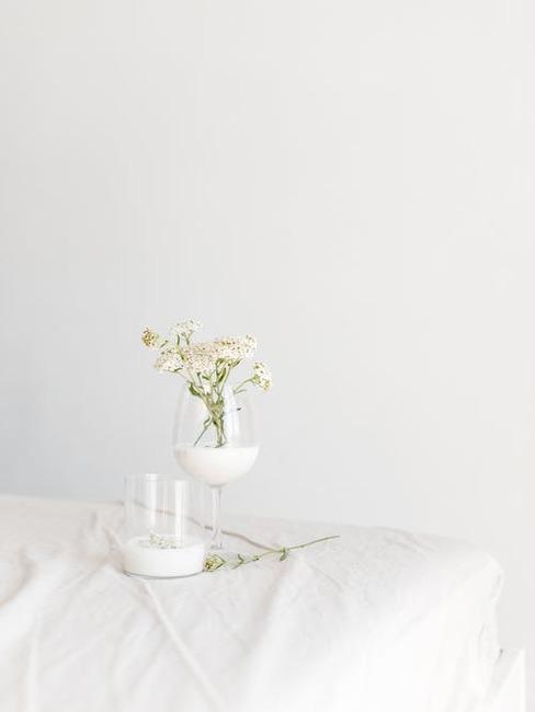dekorácia s kvetmi