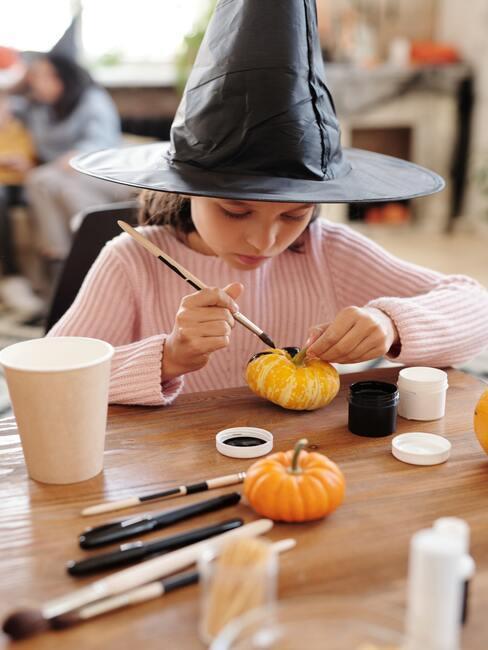 Halloween dekorácie pre deti