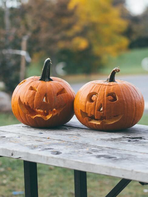 Tekvice ako jesenné dekorácie