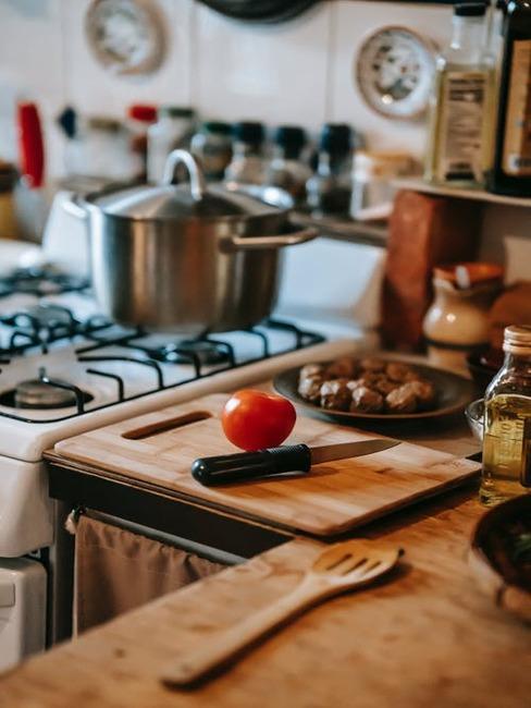 pekná kuchyňa