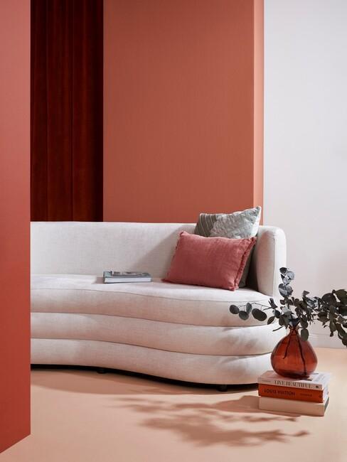 oranžové farby jesene