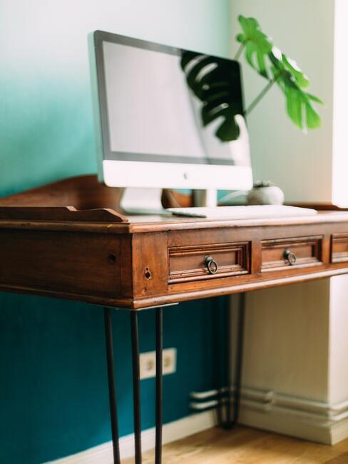 Vintage nábytok a technológie