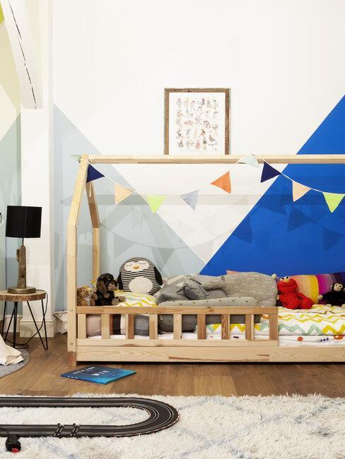 Dekorácie do detskej izby pre chlapcov