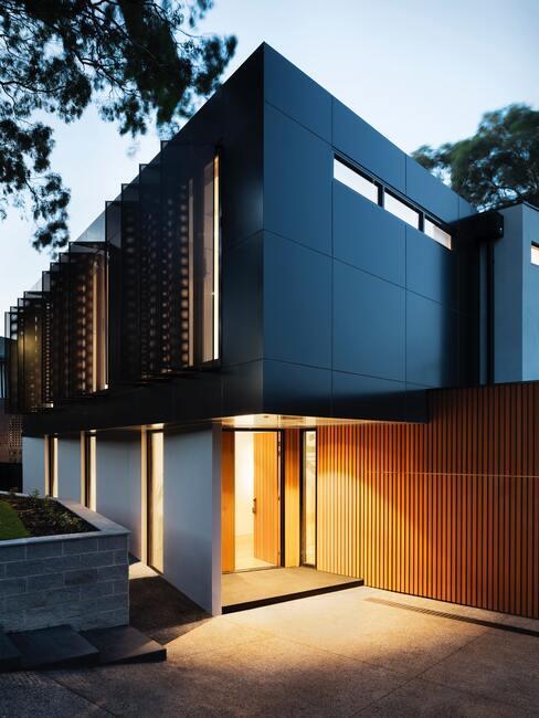 Moderné domy z kontajnerov