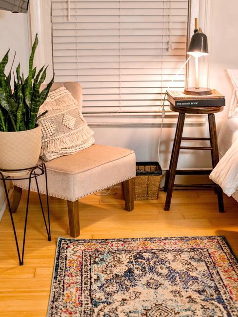 Kontajnerové bývanie: jednoduchý interiér