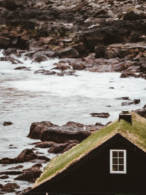 Severská strecha na pobreží