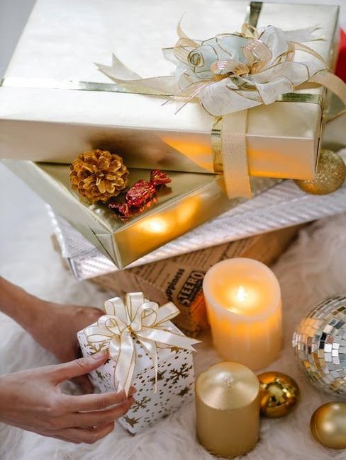 vianočné aranžovanie