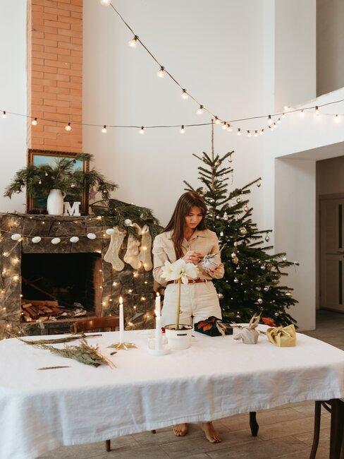 príprava viančnej výzdoby
