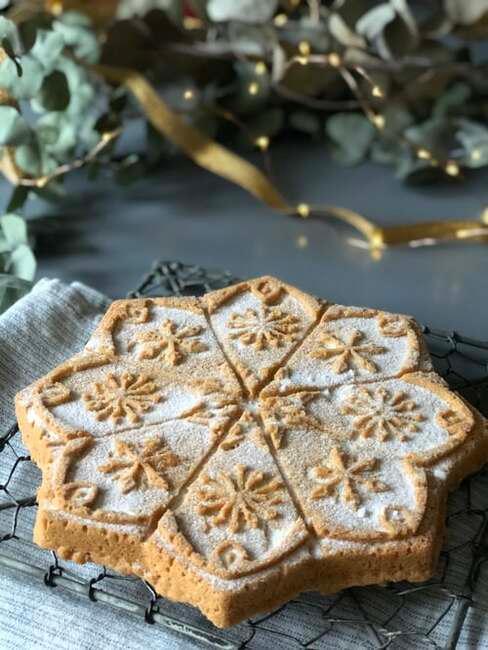 vianočný koláč