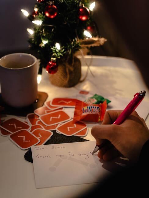 vlastnoručne vyrobené vianočné priania