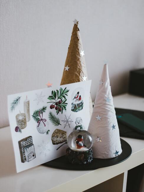 Vianočné DIY dekorácie