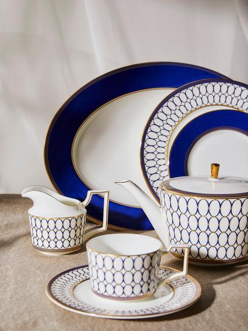 Porcelánový riad